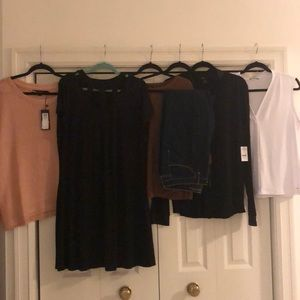 Women's XL Clothing Lot